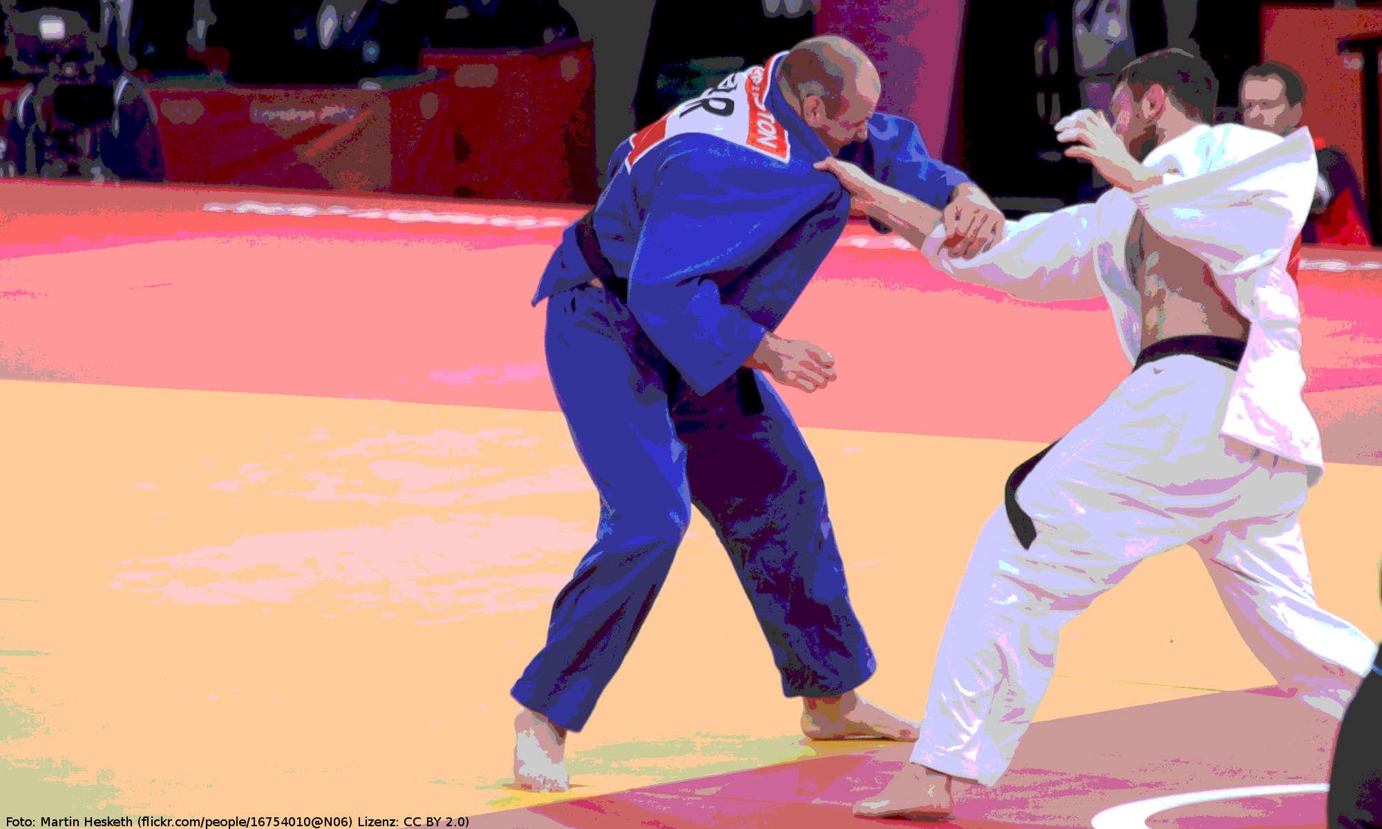 Judo beim PSV Augsburg